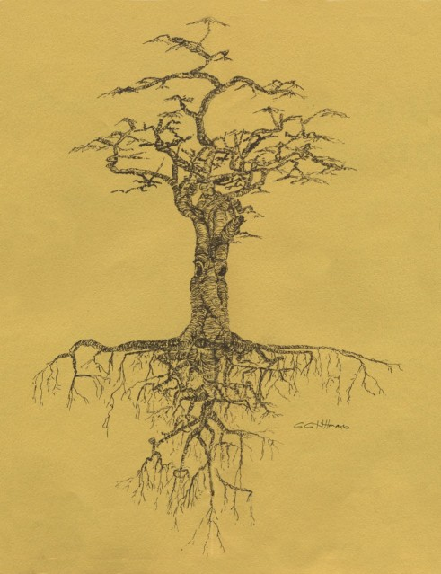 A tree is a tree is a tree...